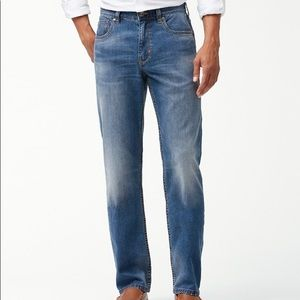 Tommy Bahama Sand Drifter Authentic Fit Mens Jeans